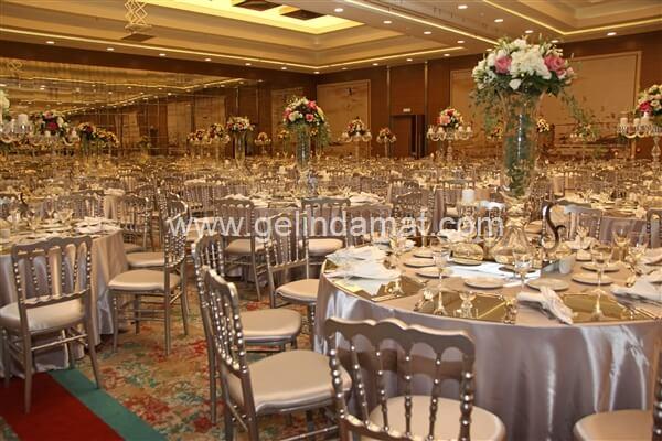 Gorrion Hotel İstanbul Düğün 12