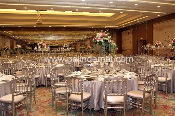 Gorrion Hotel İstanbul Düğün 13