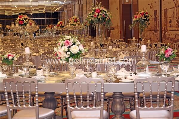 Gorrion Hotel İstanbul Düğün 14
