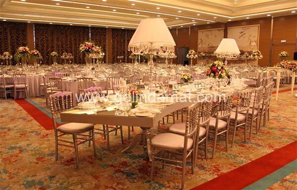 Gorrion Hotel İstanbul Düğün 15