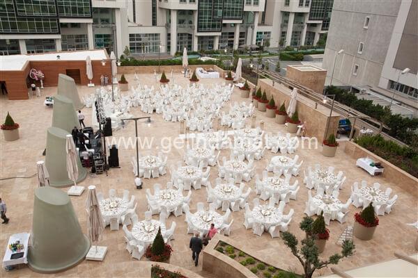 Gorrion Hotel İstanbul Teras Düğün