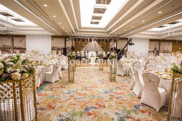 Gorrion Hotel İstanbul Düğün 11