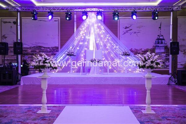 Gorrion Hotel İstanbul Düğün 7