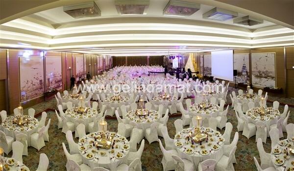 Gorrion Hotel İstanbul Düğün 9
