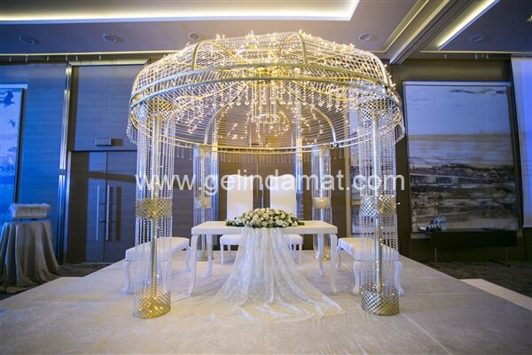 Gorrion Hotel İstanbul Düğün 2