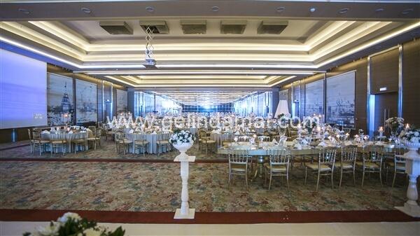 Gorrion Hotel İstanbul Düğün 3