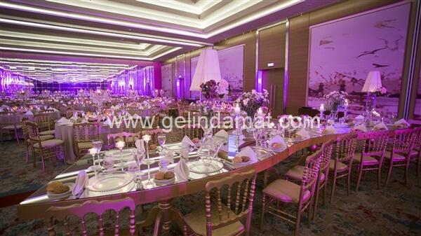 Gorrion Hotel İstanbul Düğün 4