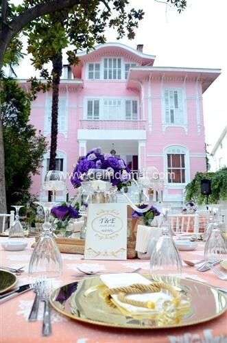 Gül Sultan Yalısı Düğün