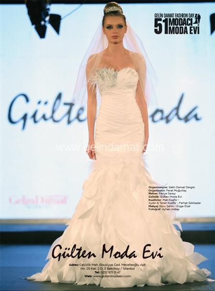 Gülten Moda Evi-Gelin Damat Fashion Day 2016 - Gülten Moda Evi