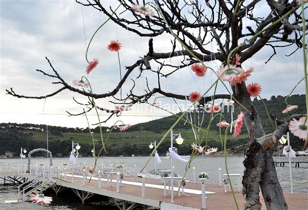 Adalarda düğün mekanları