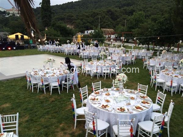 Büyükada düğün mekanları - Heybeliada ada beach club