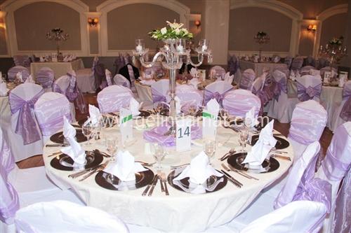 holiday inn hotel topkapı düğün masaları