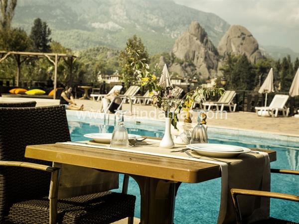 Antalya Düğün Mekanları-Hotel Berke Ranch Çamyuva