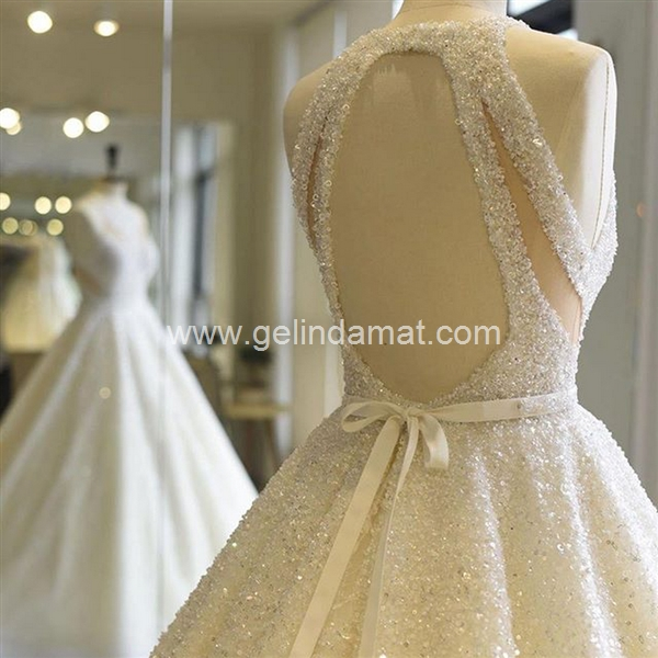 İnci Wedding Dress Semra Karaca  -  İnci Wedding Dress Semra Karaca_18