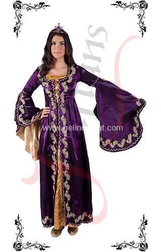 J Kaftans Bindallı Kaftan-kına gecesinde ne giyilir