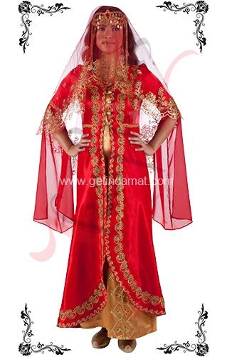 J Kaftans Bindallı Kaftan-türkiyede bindallı kıyafeti