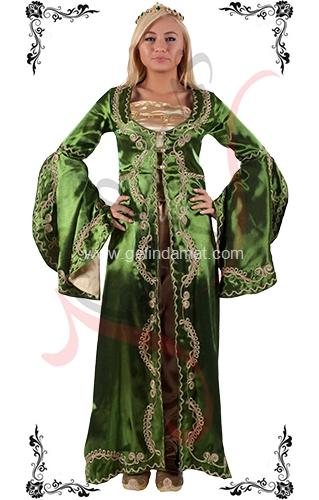 J Kaftans Bindallı Kaftan-yeşil bindallı fiyatları 99