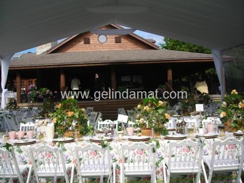 Kemer Golf&Country Club Düğün