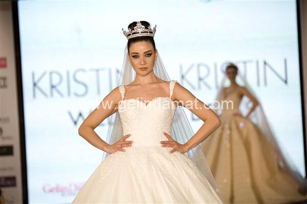 Kristina Kristin-İcili Gelinlik