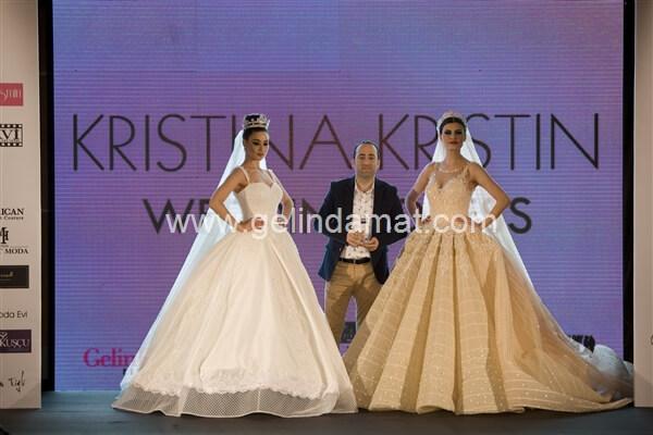 Kristina Kristin  -  Kristina Kristin Defile Pozu
