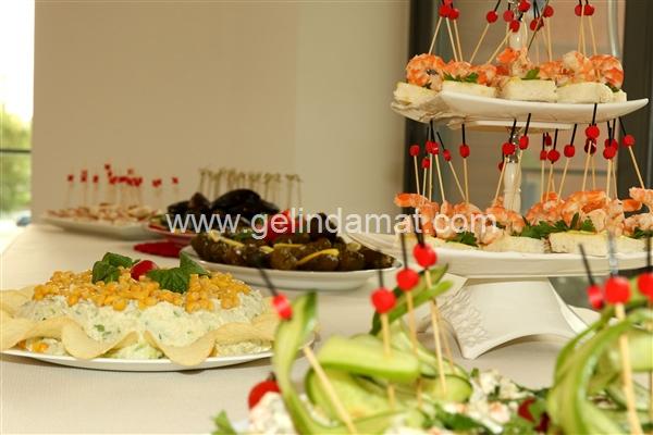 Le Mans Catering & Organizasyon-LE MANS CATERING VE ORGANİZASYON KOKTEYL