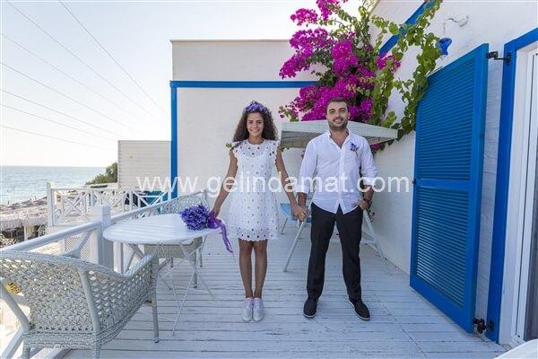 Mavi Beyaz Otel-Mavi Beyaz Otel - Balayı