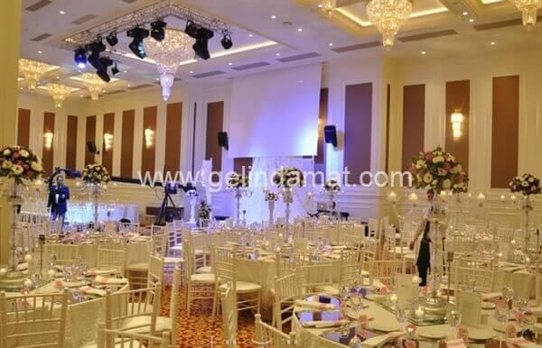 Mercure Hotels İstanbul Düğün