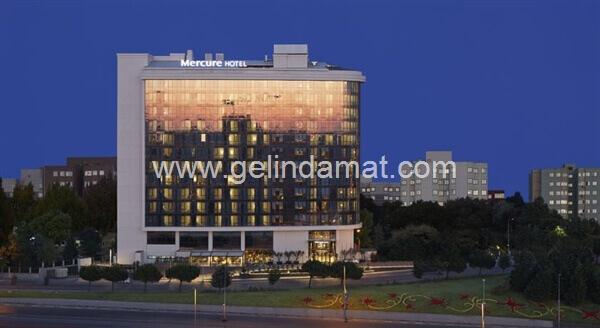Mercure Hotels İstanbul Topkapı Düğün