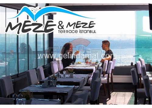 Meze&Meze Terrace İstanbul