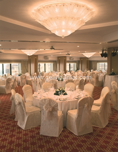 Mövenpick Hotel Izmir-Mövenpick Hotel İzmir