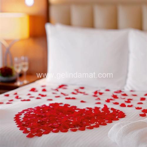Mövenpick Hotel İzmir balayı odası