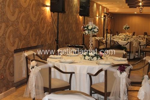 Mutlu Davet Organizasyon-düğün organizasyon masa düzeni