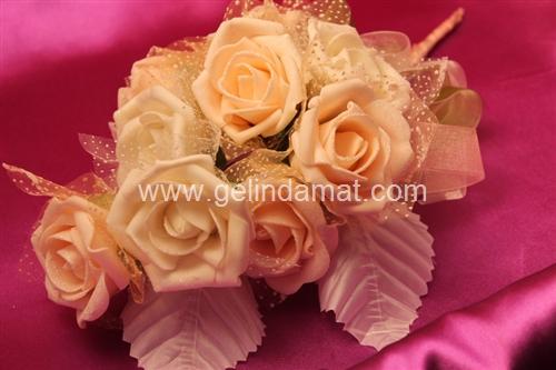 Mutlu Davet Organizasyon-gelin çiçekleri