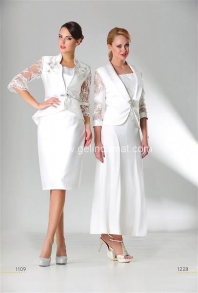 Nivola Abiye Beyaz tasarım