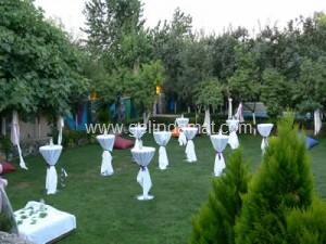 İstanbul Kır Düğünü Mekanları-No Name Restaurant