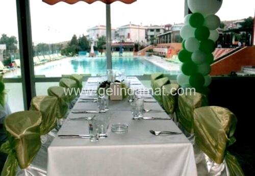 Oba Club Sinanoba-büyükçekmece düğün