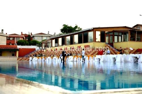 Oba Club Sinanoba-havuzlu düğün mekanları büyükçekmece