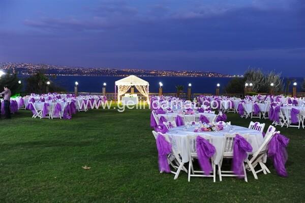Oba Club Kır Düğünü