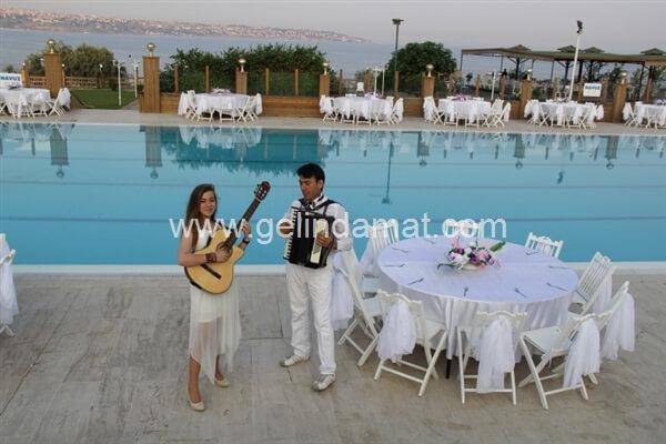 Oba Club .havuzlu düğün mekanı