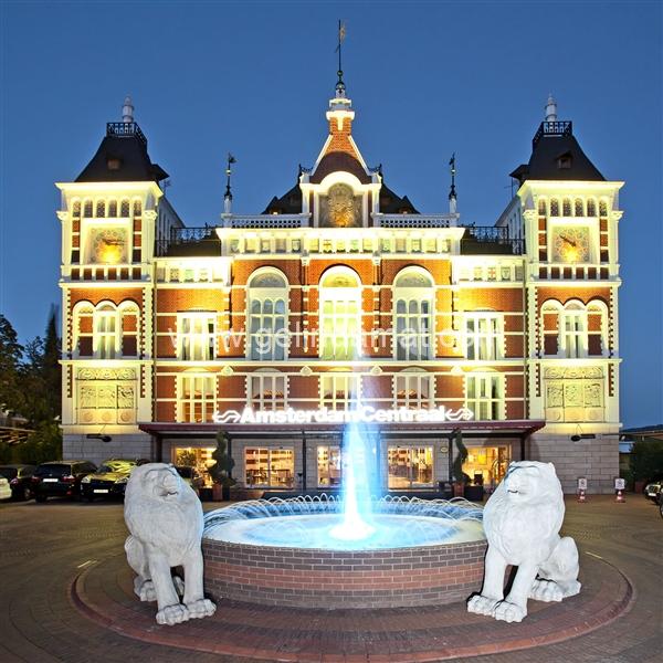 Balayı Mekanları-Orange County Resort Hotel