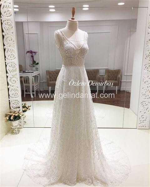 Özlem Demirbaş-Haute Couture Nişantaşı Gelinlik