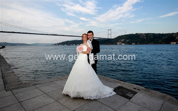 PINAR ERTE Photography-Boğazda düğün fotoğrafı