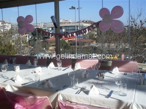 pinhan restaurant doğum günü kutlamaları