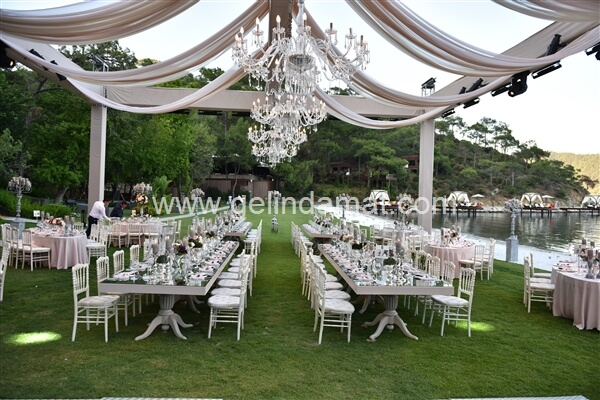 Rixos Premium Göcek Düğün Organizasyon