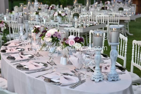 Rixos Premium Göcek-Rixos Premium Göcek Düğün Yemeği