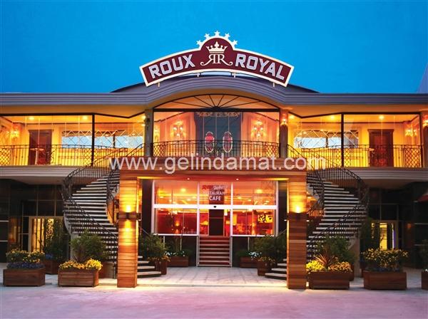 Roux Royal düğün salonu