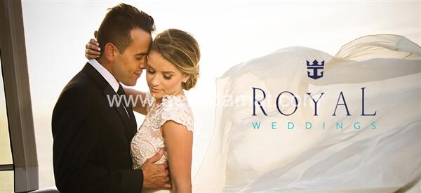 Royal Caribbean Cruises Düğün