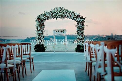 Sait Halim Paşa'da düğün...