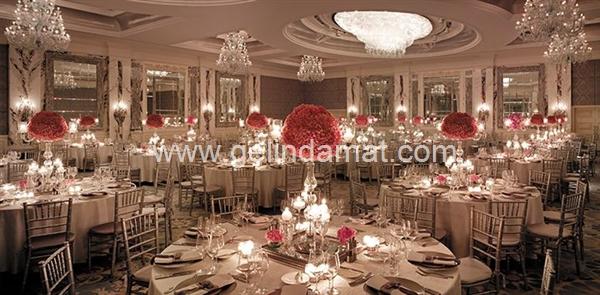 Boğaz Manzaralı Düğün Mekanları-Sangri-La Bosphorus