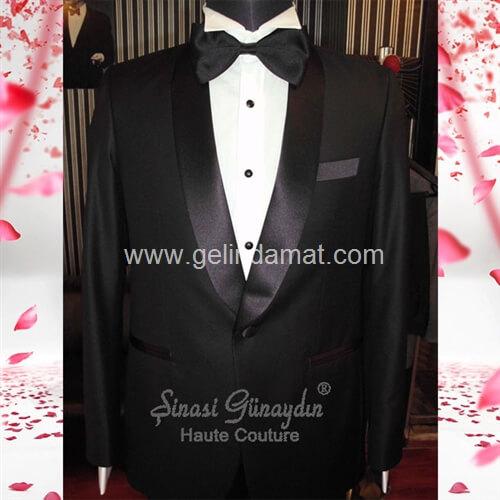 Şinasi Günaydın Haute Couture  -  Şinasi Günaydın Damatlık Modelleri